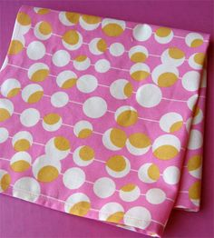 Going to attempt to make my own cloth napkins since I can never find the colors and prints I want at stores
