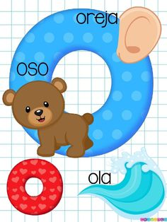 Bonito abecedario a todo color -Orientacion Andujar Creative Activities For Kids, Preschool Learning Activities, Kindergarten Worksheets, Diy For Kids, Alphabet Letters Images, Phonics Flashcards, Spanish Teaching Resources, Kids And Parenting, Psp