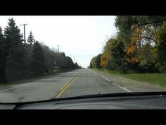 Driving with Seymour Lake Rd and South (Oxford, MI to Clarkston, MI) Affordable Life Insurance, Back In The Day, Countryside, Oxford, Hilarious, Country Roads, Youtube, Travel, Voyage
