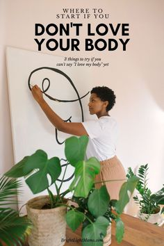 Where to start if you don't love your body (but you want to). If you ever think 'I hate my body' or 'I can't love my body at this weight' here are three ways to lean in to body acceptance when you just can't get to feeling body love. Self Care Activities, Kids Learning Activities, Fun Learning, Love My Body, Loving Your Body, Dont Love Me, Hate, Coping Skills, Toolbox