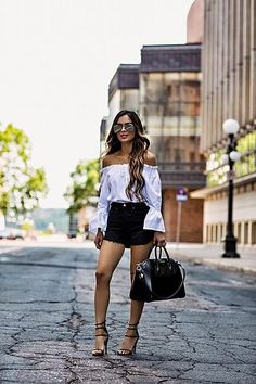 Summer temps are still rising and shorts are often the most practical answer. Here are 5 ways to look better in them.