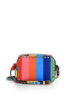 Valentino Rockstud 1973 Camera Bag GAH !!! =) Can you tell I grew up in the 70's ?! AWESOME !!!!