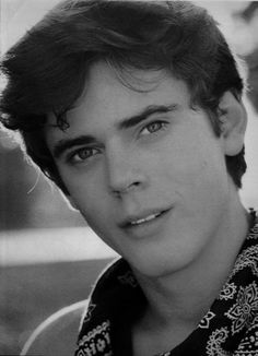 C. Thomas Howell.  I watched The Outsiders the other day, he was a cutie.