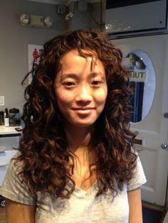 SwavyWavy Devacut Deva Curlyhair The Curls We Love In 2019 Curly Hair Salon, Curly Hair Cuts, Cut My Hair, Wavy Hair, Deva Curl Cut, Curled Hairstyles, Cool Hairstyles, Natural Hair Styles, Short Hair Styles