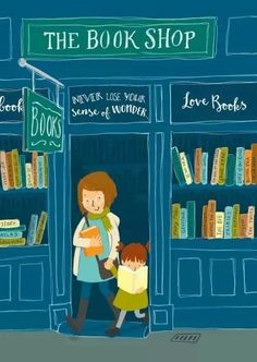 If you read, your kids will read ^^ Illustration by Claire Keay. Girl Reading Book, Reading Art, I Love Books, Books To Read, My Books, Album Jeunesse, Book Nooks, Book Illustration, Book Nerd