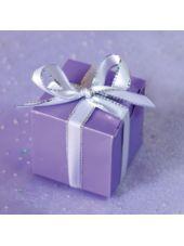 Lavender Wedding Favor Boxes - Party City