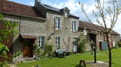 99K - House for sale in RANES - Orne - Country House with barns and large gardens with scope for gite near Ranes France REF: 41174KR61 | [12740]
