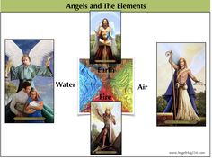 There are SO SO SO many ways that our Angels can be of help to and and how we can connect with them. Do you know which Angels are associated with the Elements?  Isn't this so cool? This can g…
