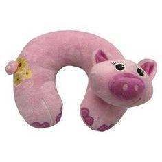 Kids Pig Travel Neck Pillow - Embark™ : Target