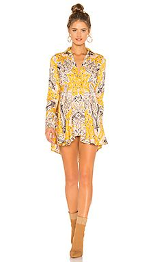 775b16d280 New Field Of Butterflies Dress Free People . womens dresses   76  from top  store