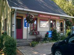 Bureau d'information touristique de Saint-Jean-Port-Joli - Saint-Jean-Port-Joli | Information touristique - Chaudière-Appalaches | Québec Original