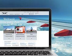 "Check out new work on my @Behance portfolio: ""Deutsche Privatjet   Web & Print Design"" http://on.be.net/1eD2m2W"