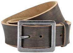 38mm Echtleder Handmade Tartanmuster Herren Damen Jeans Bekleidung Gürtel