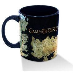 Mug Game of Thrones Westeros : Kas Design, Distributeur de Produits HBO