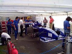Cyrille Sauvage - Lola T96/50 Zytek KV - GP Racing - LVIII Grand Prix de Pau 1998