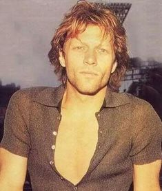Jon Bon Jovi mid-to-late 90's