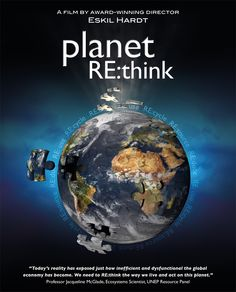 PLanet RE:think is available on iTunes across the territories of:    USA, Canada, U.K, Ireland, Australia, New Zealand and Spain!