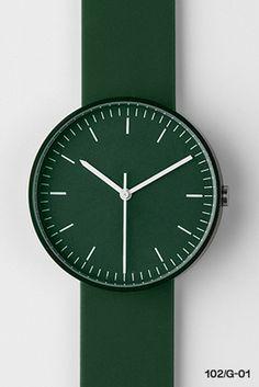 Uniform Wares watch.
