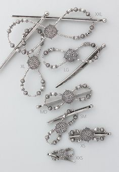 Lilla Rose Inc - Fascinating and Fun motif with all silver etched accents for a fabulous updo! Loose Braids, Twist Braids, Unique Hairstyles, Quick Hairstyles, Braided Half Up, Rose Hair, Hair Sticks, Celtic Knot, Gorgeous Hair