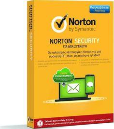 Antivirus Symantec Norton Security 2.0 GK 1 User 1 Device MM με 30.90€ | PcShopping.gr