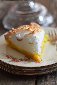 citron, tarte au citron, meringue française,