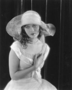 Actress Dolores Costello