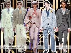 Gatsby Style Revival - http://itsallstyletome.com/2012/12/04/the-gatsby-revival/