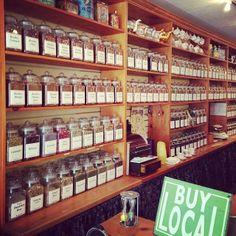 My favorite Tea Shop in Toronto -- Pippins Tea Shop. www.alisonsmith.com #tealove #teafreak