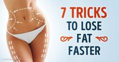 6 Tricks to Help You Lose Fat Faster - Hiit Workout Lower Belly Fat, Burn Belly Fat Fast, Lose Fat Fast, Reduce Belly Fat, Lose Belly, Flat Belly, Losing Weight Tips, Weight Loss Tips, Lose Weight