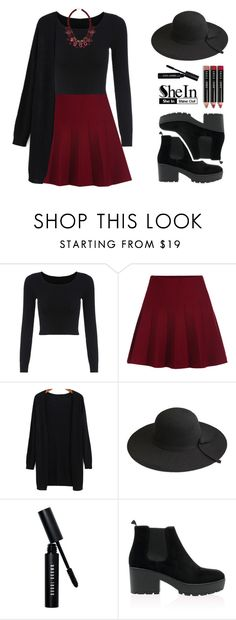 """Aria"" by felytery ❤ liked on Polyvore featuring Bobbi Brown Cosmetics and Ek Thongprasert"