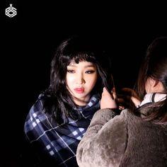 "4,733 Likes, 30 Comments - @official_minzy_pos on Instagram: ""KBS Sister's Slam Dunk Season 2 Behind Cut😍😘 #minzy #pos #언니들의_슬램덩크 #즐거운시간"""