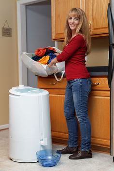Mega Spin Dryer - The Laundry Alternative