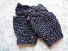 Fingerless gloves, Wool blend DK crochet, fashion, accessories, gift, ladies, warm, wrist by Alisonscrochet on Etsy https://www.etsy.com/uk/listing/459163244/fingerless-gloves-wool-blend-dk-crochet