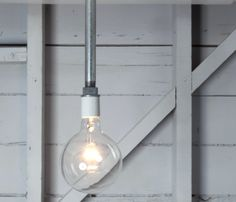 Pendant Pipe Light