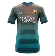 Fc Barcelona kit proposals by Nerea Palacios