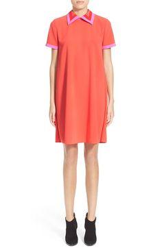Roksanda 'Radner' Short Sleeve Shift Dress available at #Nordstrom