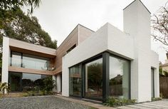 grand designs house - falmouth Modern and imposing. Just how I like it.