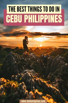 The best things to do in Cebu, one of the top travel destinations in the Philippines - Philipines travel, Phillipine travel bucket list. Great travel tips on where to travel in Cebu, the best travel spots in Cebu Philippines. Cebu Philippines Travel, Philippines Destinations, Top Travel Destinations, Travel Tips, Beautiful Vacation Spots, Beautiful Places To Travel, Cool Places To Visit, Best Tropical Vacations, Best Countries To Visit