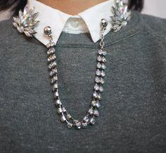 DIY collar chain