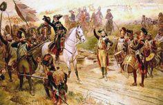 Napoleon and the Consular Guard at Marengo, 14 June 1800