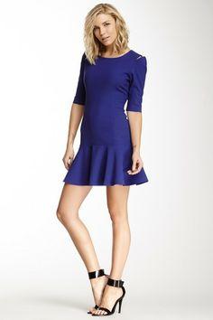 Elizabeth and James Mia Amalia Drop Waist Dress by Non Specific on @HauteLook