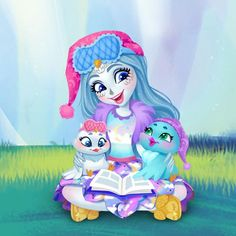 Ohana Owl is a and toy-only character. Ohana Owl is sweet, caring and loves to curl up in a ball and tell stories to her owls Yawn and Kani. Ohana, Monster High, Beautiful Fairies, Collector Dolls, Cute Dolls, Doll Toys, Pixel Art, Like4like, Alice