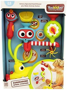 Bath Toy - Submarine Spray Station - Battery Operated Water Pump With Hand Shower And More, http://www.amazon.com/dp/B00SVE65EM/ref=cm_sw_r_pi_awdm_WK1lxbP2QAFZ3