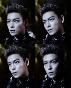 TOP he looks like Lee Min Ho here 