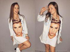 Ama o cantor Justin Bieber...