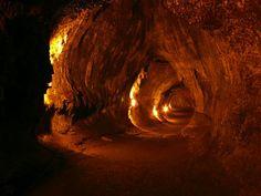 Lava Tubes - Flagstaff, AZ