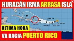 #noticias NOTICIAS ÚLTIMA HORA HOY HURACAN IRMA ARRASA ISLA SAN MARTÍN PRÓXIMO OBJETIVO PUERTO RICO