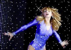 Madonna glitter