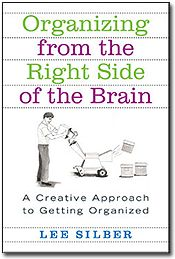 organizing from the right side of the brain silber lee