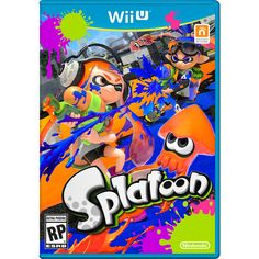 Splatter, splash and spray your way to victory in this exciting third-person action shooter that pits two four-person teams against each other in the most colorful battle ever